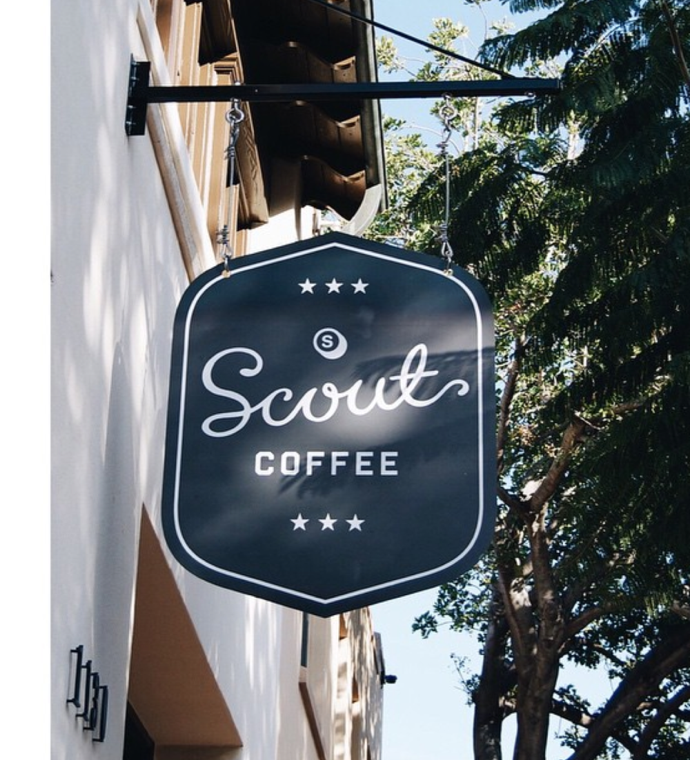 Scout Coffee Co.    San Luis Obispo, CA