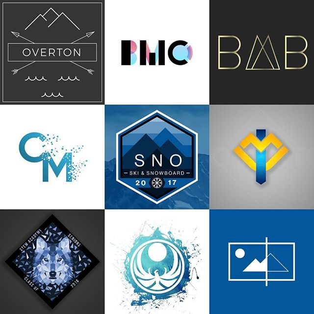 Need a [ Logo | Business Card | Website ]? Email C@CTOverton.com - #graphicdesign #graphic #logo #logos #logomaker #design