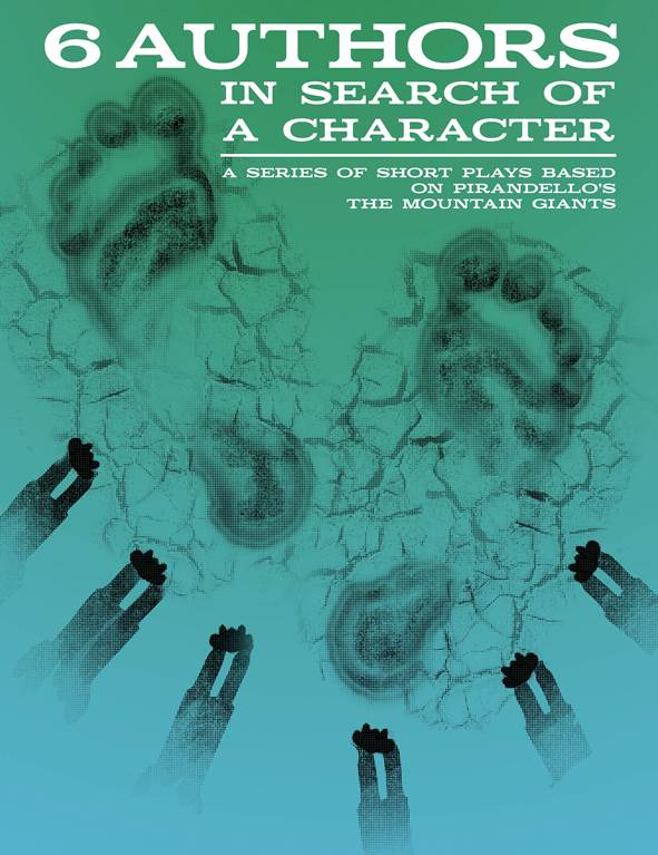 Six Authors in Search of a Character
