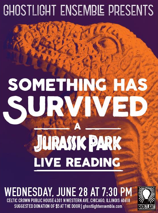 Something Has Survived: A Jurassic Park Live Reading