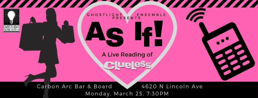 As If!: A Live Reading of Clueless