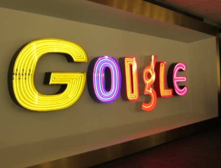 Visit to Google NYC Office!