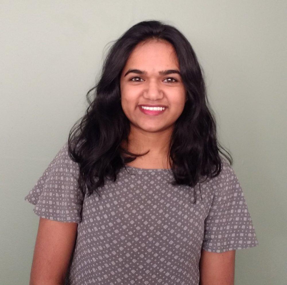 Tejasree Seelam  - Treasurer