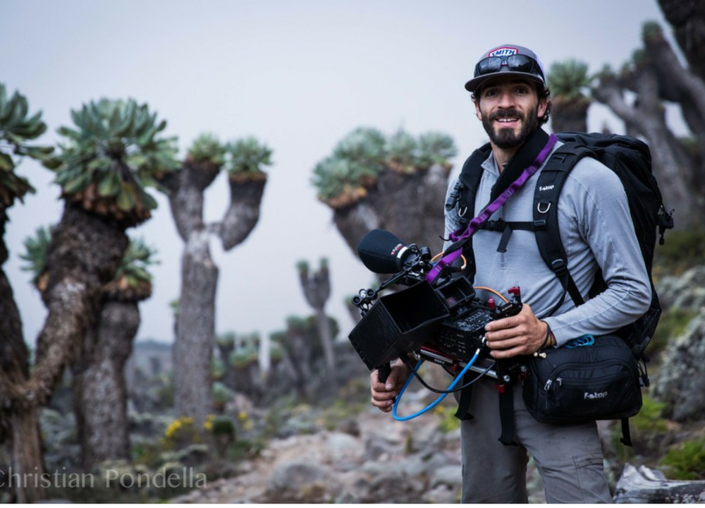 Episode #47 - Expedition Mindset with Pablo Durana - Expedition Mindset with Pablo Durana, World-Class Adventurer and Film Maker