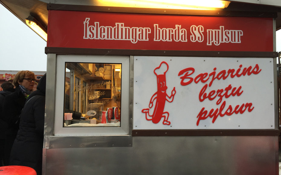 Could Iceland Have the Best Hot Dogs in the World?