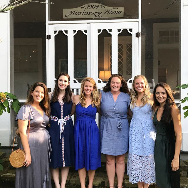 A wonderful weekend with my favorite people celebrating one of our oldest friends. #EmilySaysIDuke