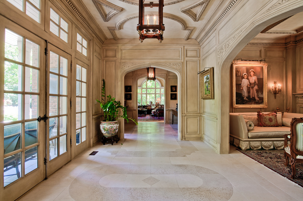 Luxury Homes Designed and Built by Tony McClung - Interiors