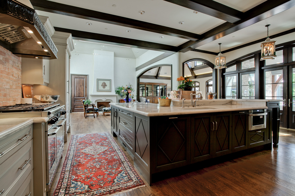 Luxury Homes Designed and Built by Tony McClung - Kitchens