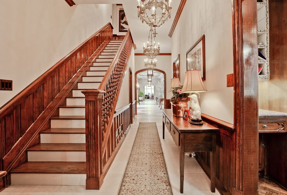 Grand Entryway by Tony McClung
