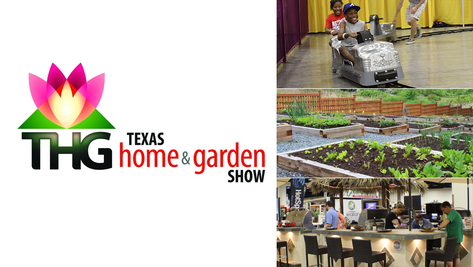 Texas Home And Garden Show In Dallas This Weekend Custom - Home and garden show dallas