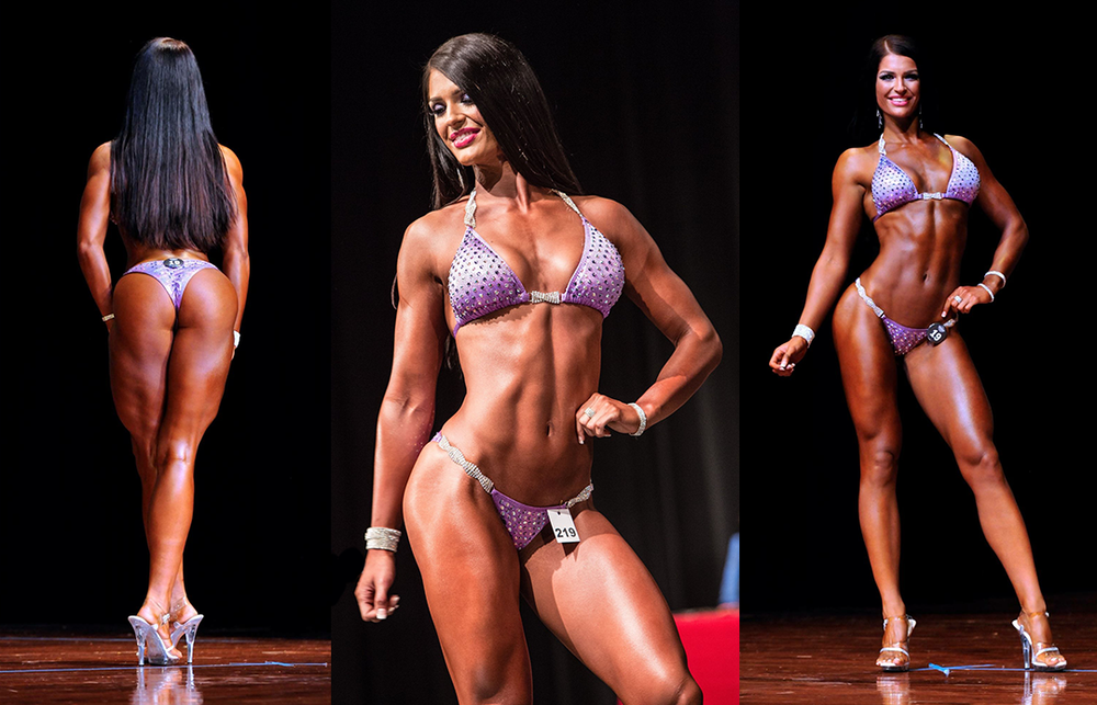 Jessica Roscoe - •Champion IPE Bikini Pro•Certified Personal Trainer •Holistic Nutrition Specialist  •Competition Prep & Posing  Coach •Wellness/Life Coach •Healer & Lightworker