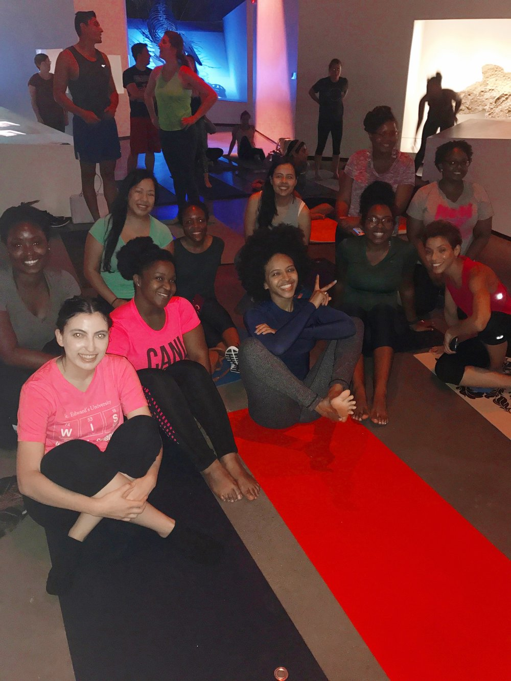 yoga-women-of-color-smiling