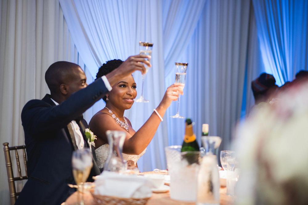 black-couple-wedding-toast