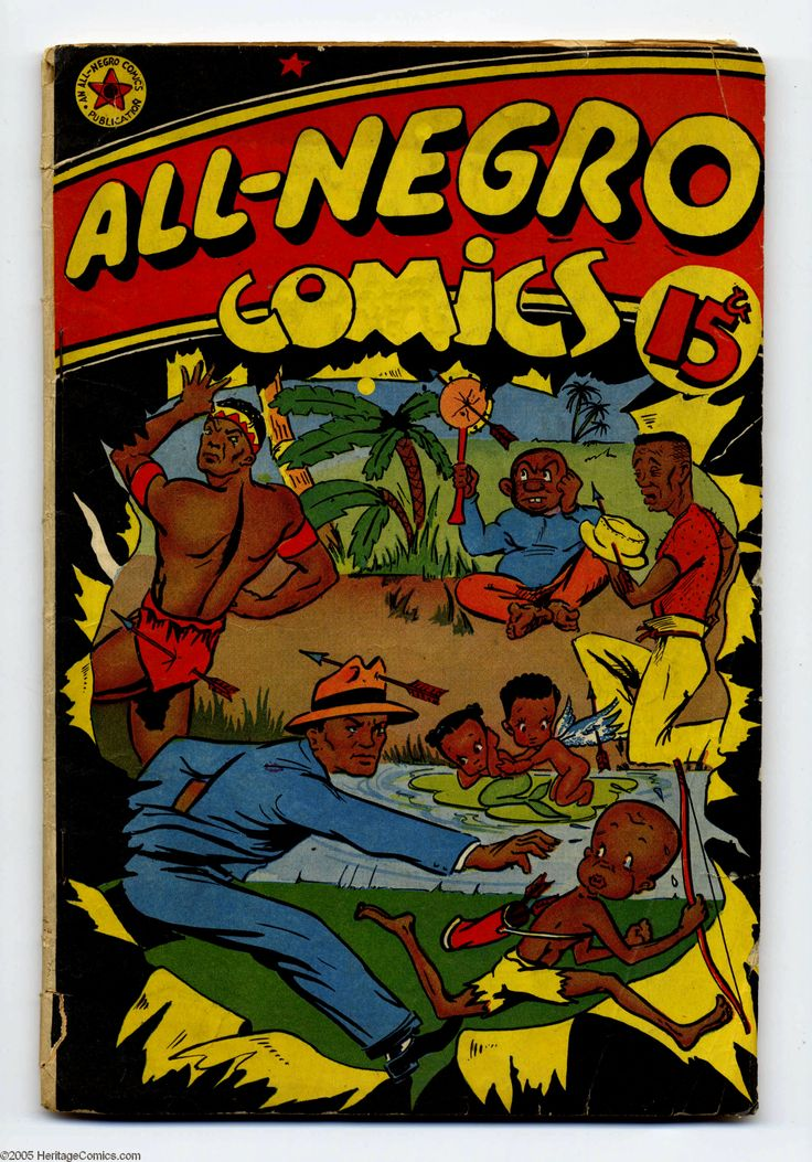 a1384b9638 Although this comic did not succeed beyond a first issue, it established a  patchwork of new themes and ideas for Black bodies to occupy.