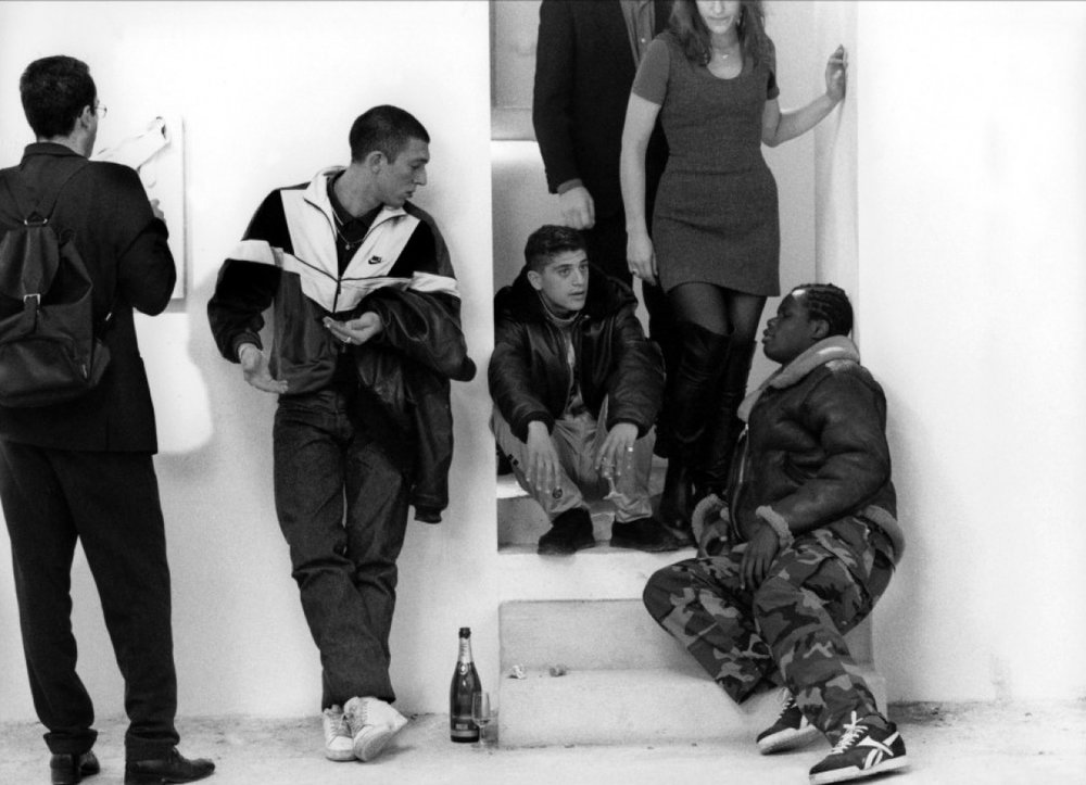 La Haine , 1995. Directed by Mathieu Kassovitz.