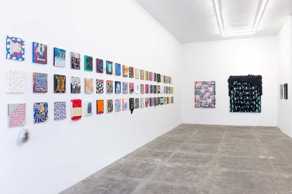 Easton Miller solo exhibition, I'm Already Dead in Dog Years, CES Gallery, Los Angeles, CA, 2015.