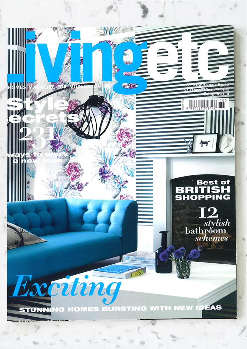 Living Etc Oct 2010