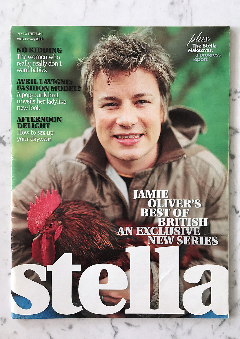 Stella ( The Sunday Telegraph) Feb 2006
