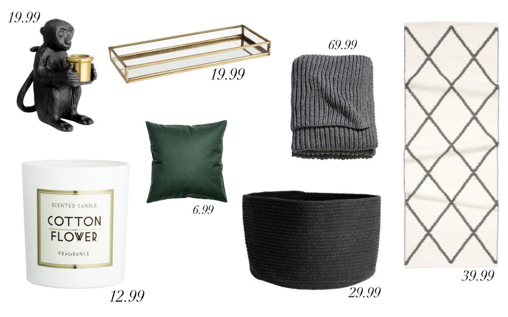 for under $200 you can add pieces in your home that serve both function and style.