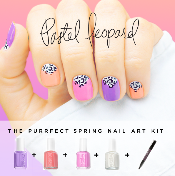 Nasty Nails Web Design — SHARA COOPER