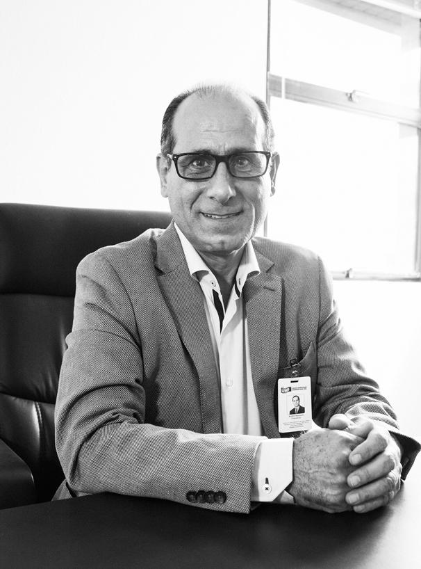 Kamil Hussein CEO Multi-Empaques Dominicana