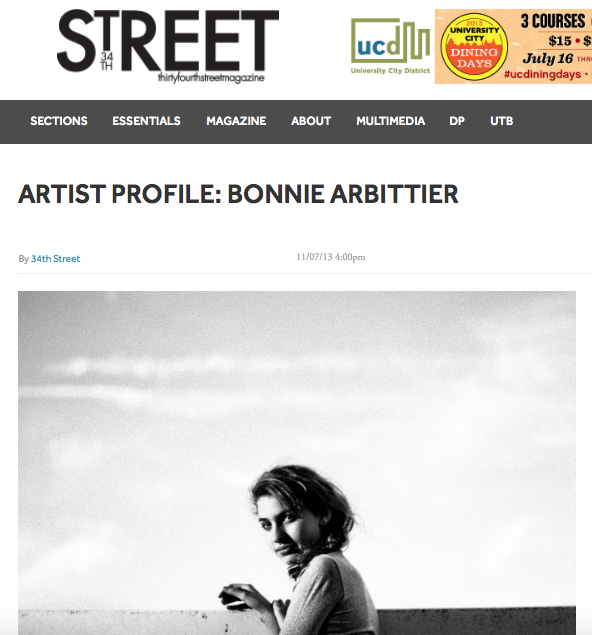 34th Street Magazine, Personal Interview