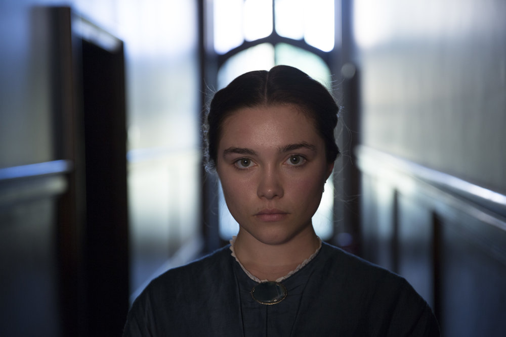 "Florence Pugh is ""a revelation"" in Lady Macbeth"