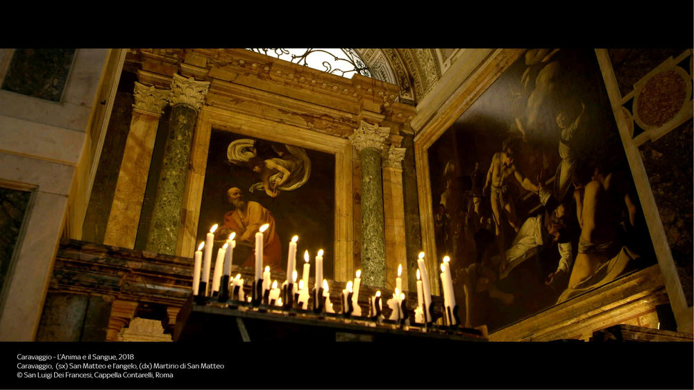 caravaggio the soul and the blood download