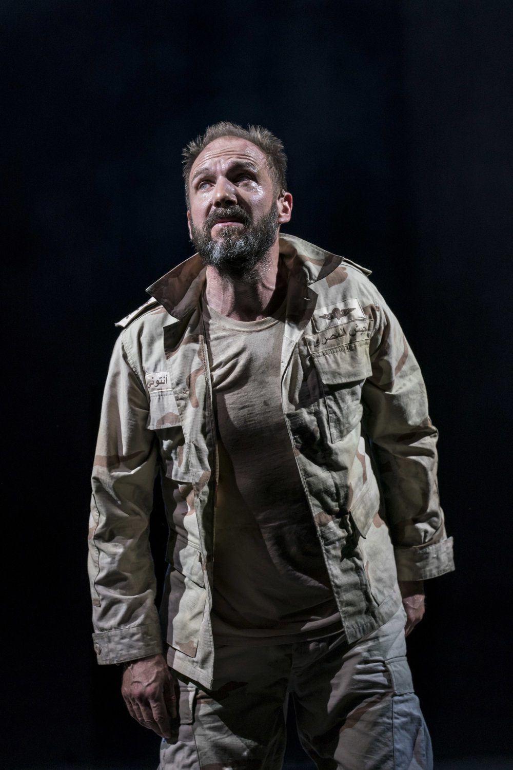 Ralph Fiennes in Antony & Cleopatra. Image by Johan Persson.jpg