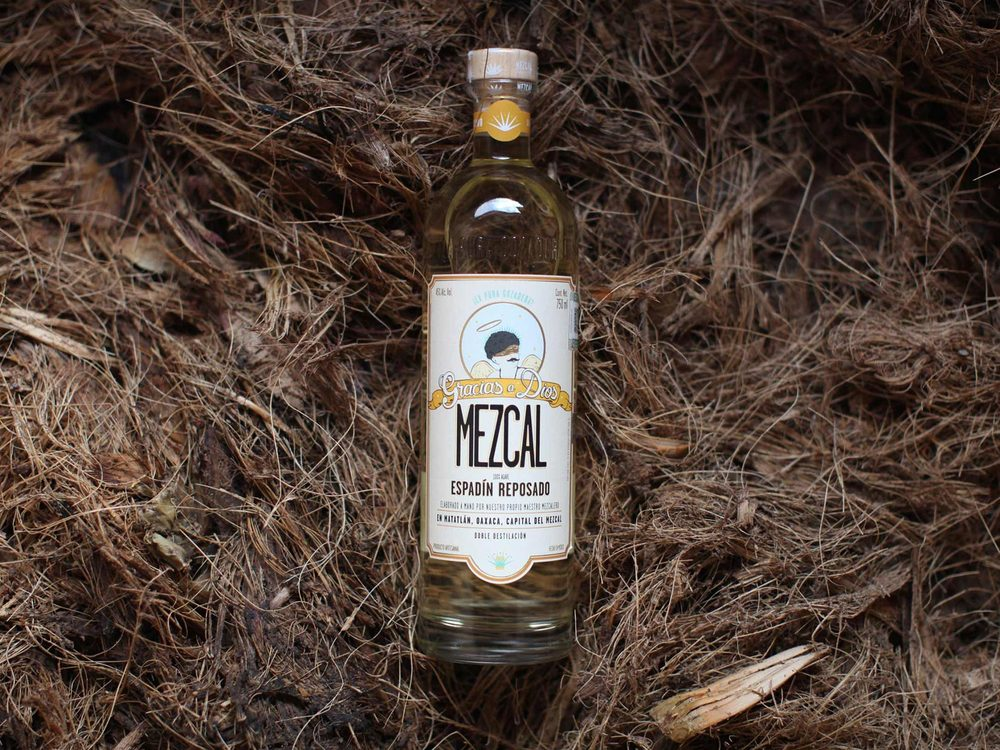 BOTTLING White mezcal is bottled directly, while 'reposado' rests in oak barrels for 3 months.