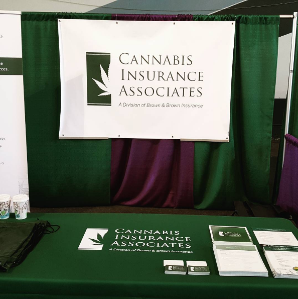 Cannabis Insurance Associates table.