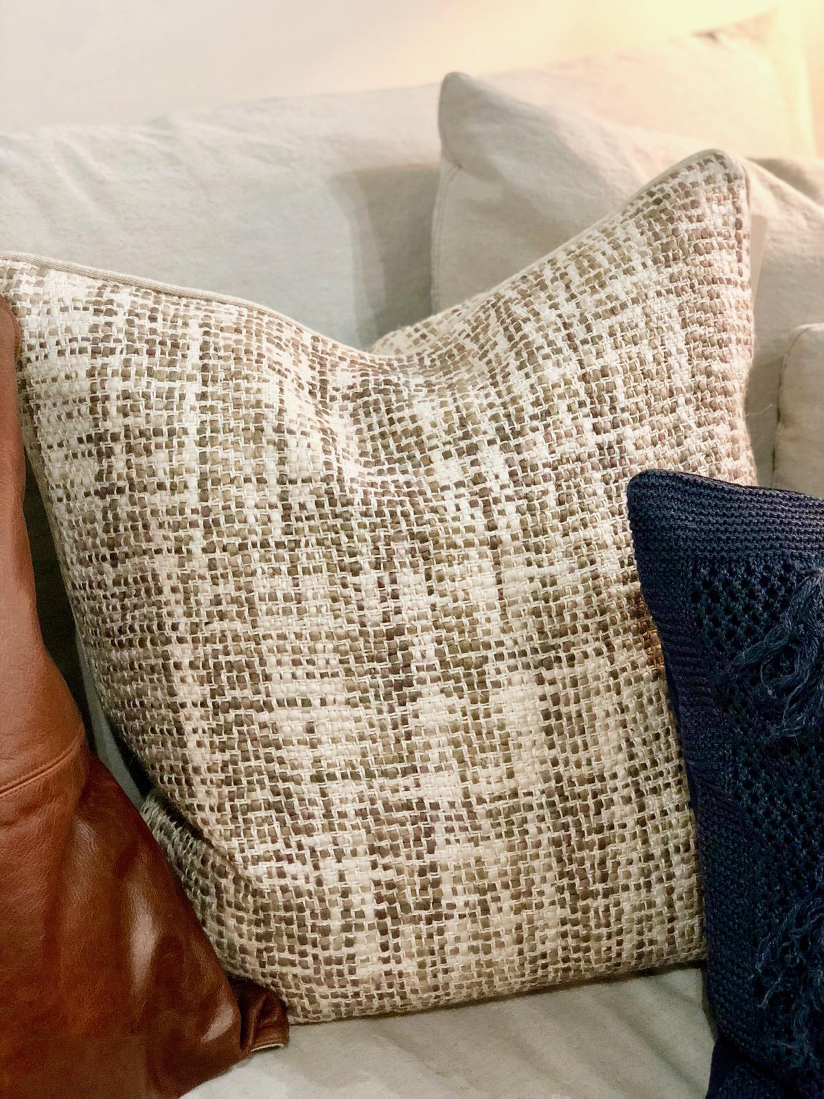 grey-tweed-couch-sofa-pillow-omaha-nebraska