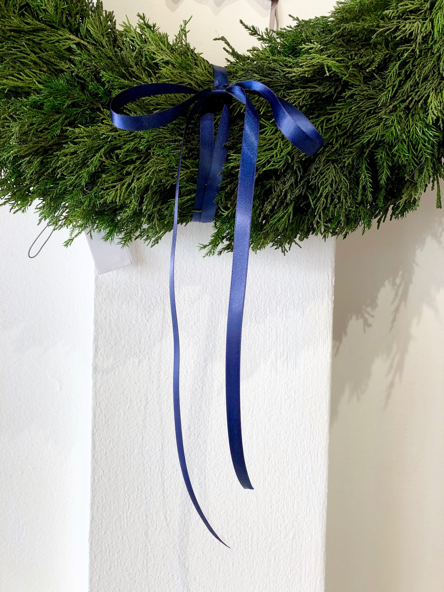 "Preserved Cypress Wreath 24"" {$144.00}"