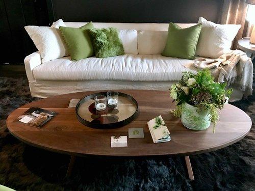 oliver-sofa-linen-i-beam-coffee-table-walnut-omaha-nebraska-amethyst-home