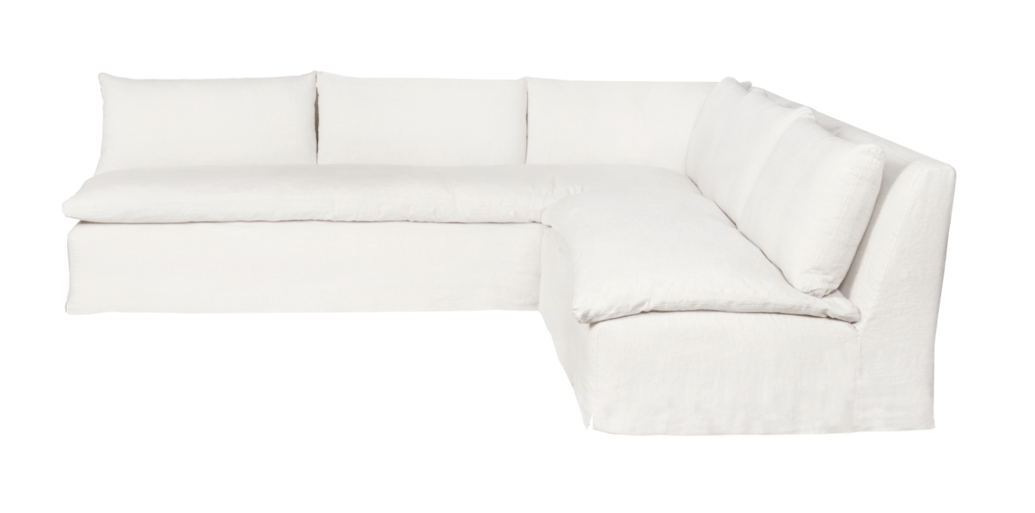 Laguna Sectional by Cisco Brothers | As shown: Starting at $7,260.00.  More options available.