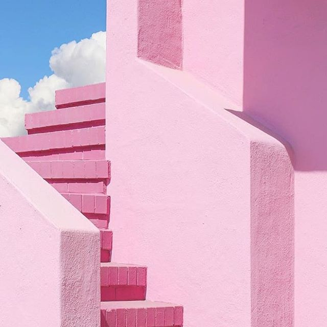 STAIRWAY // You'll find these beauties in #sanfrancisco. Design. Inspiration. @designboom Image by @collpoll19