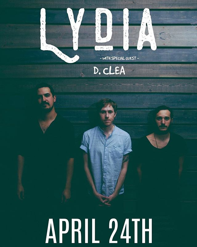 Very excited to play with @lydiamusic! We have tickets to sell you! Message us!