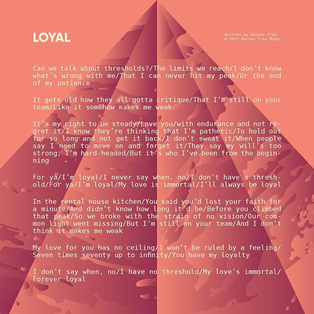 Loyal | Lyrics