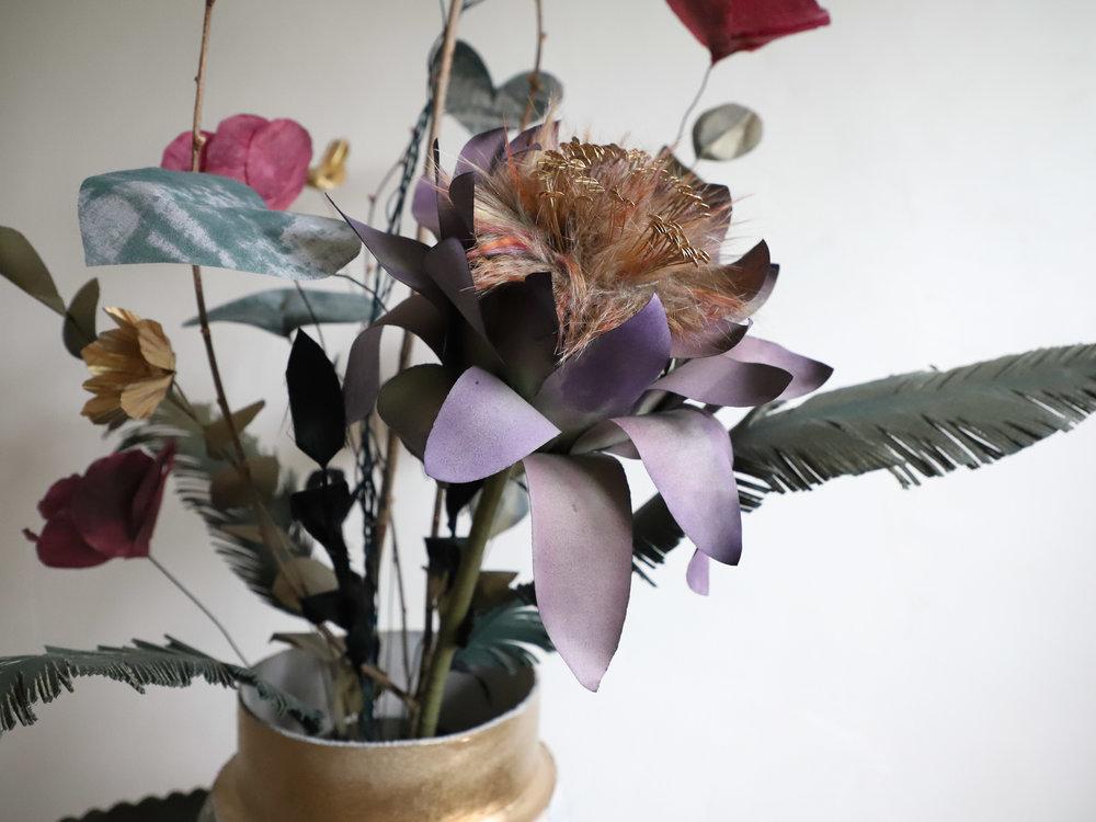 - Artichoke Flower