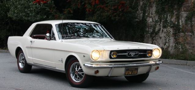 Million Mile Mustang