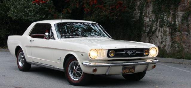 Million Mile Mustang