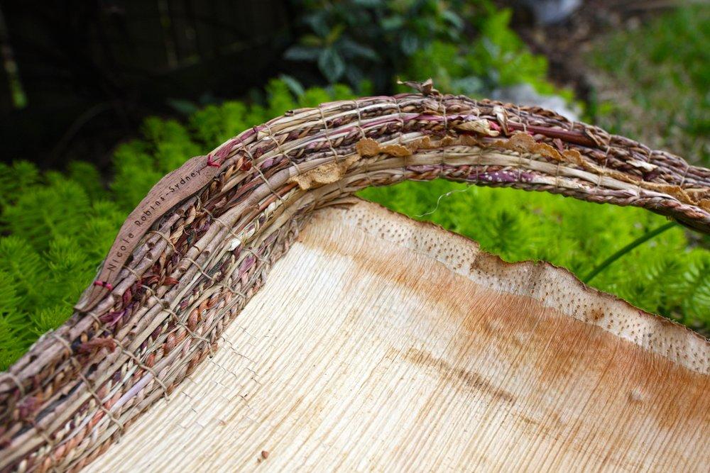 hibiscus | bangalow palm platter |