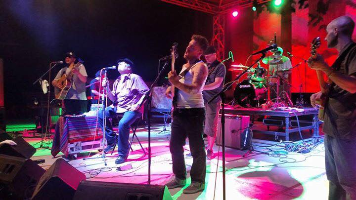 Object Heavy with John Popper at Benbow Summer Arts and Music Festival June 4th, 2016