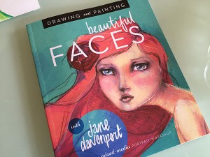 Jane Davenport's lovely book on whimsical faces