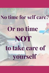 We all lead busy,exciting lives. A full to do list can mean the self care practices that fuel us can be sidelined. Can we afford not to care for our selves?