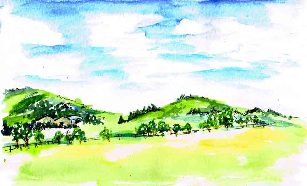 Sketchbook-getaway-no-2-hills-and-fence-kw.jpg