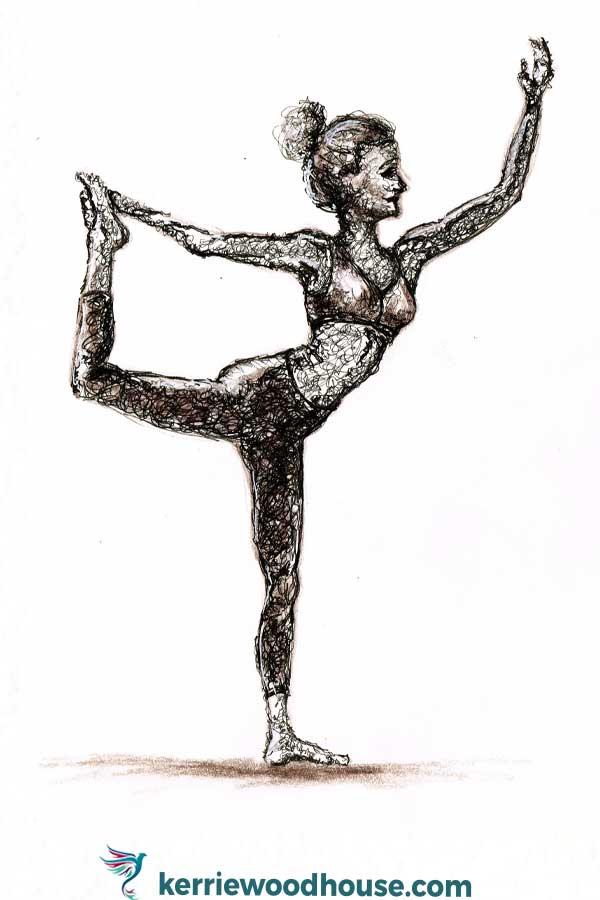 Yoga Values no 5 arttally