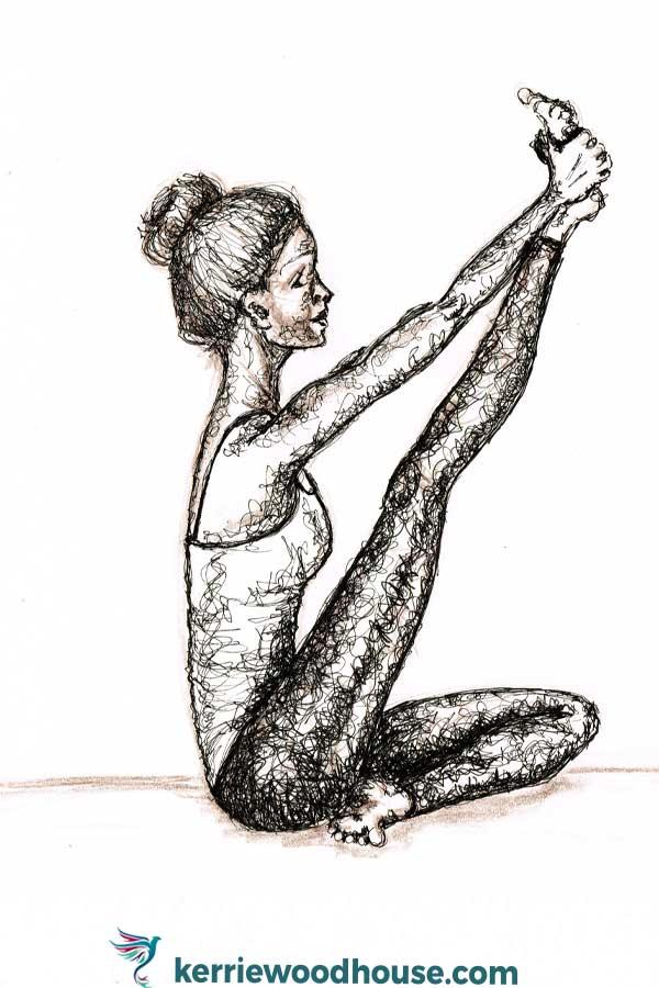 Yoga Values no 8 arttally