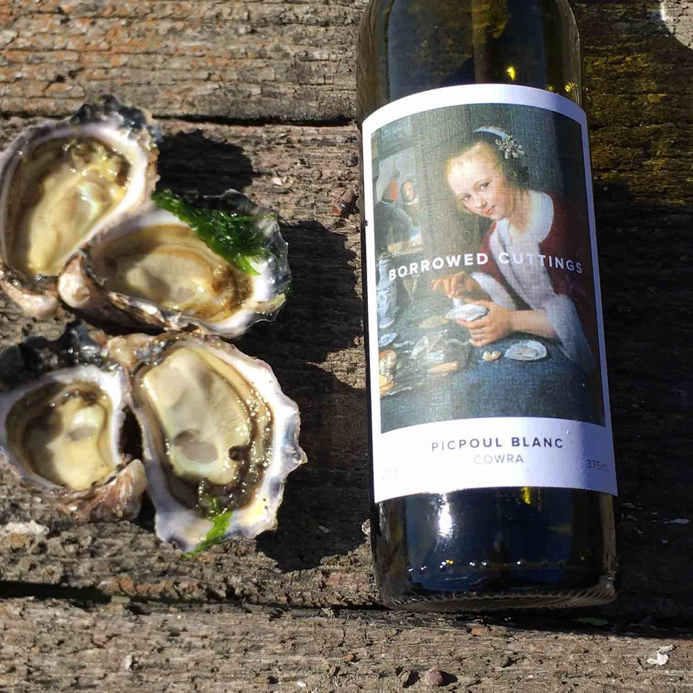 State Winner of the delicious Magazine produce awards: Moonlight Kisses - an industry leader, trending now in finest oyster parlours. But - beware of imitations!