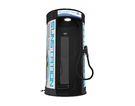 SunFX Spray Tan Booth